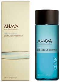Makiažo valiklis AHAVA Time to Clear Eye Makeup Remover, 125 ml