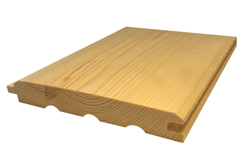 Cladding Board Conifer 146x3000mm