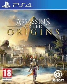 Assassin's Creed Origins incl. Russian Audio PS4