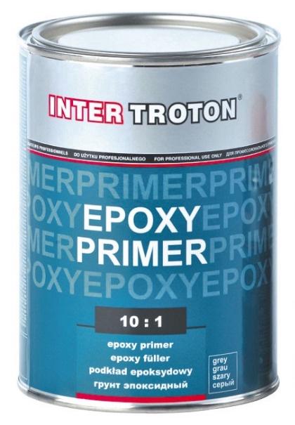 Грунт Inter Troton Epoxy Primer 4785 1l Gray