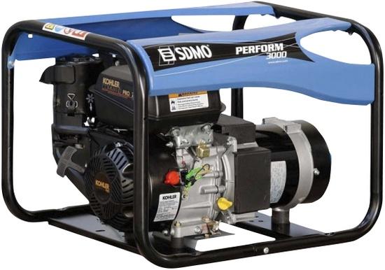 Generaator Perform 3000 3KW SDMO