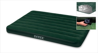 MATRACIS SAMTA 66968 ZAĻŠ 191X137X22CM (INTEX)