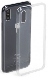 Krusell Bovik Back Cover For Apple iPhone X Transparent