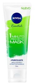 Nivea 1 Minute Urban Skin Detox 1 Minute Mask Minimizes Pores 75ml