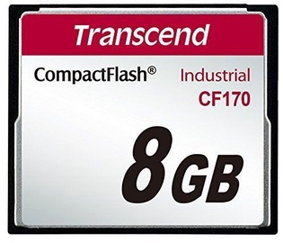 Transcend CompactFlash CF170 8GB