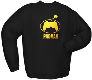 Svīteris GamersWear Padman Sweater Black M
