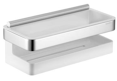 Keuco Moll Shelf Chrome/White