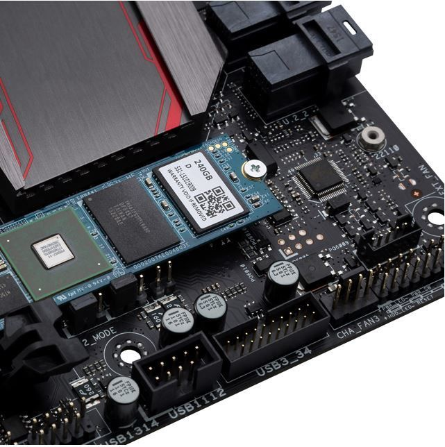 Apacer Z280 M.2 PCIe Gen 3 x4 SSD 120GB