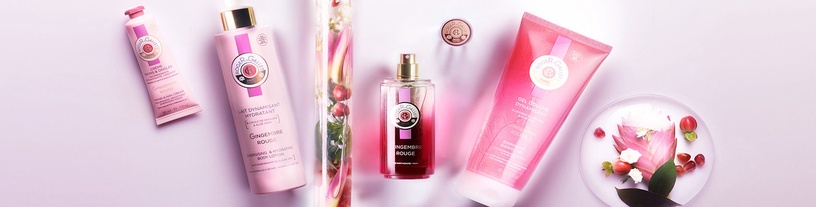 Roger & Gallet Gingembre Rouge Hand & Nail Cream 30ml