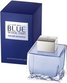 Tualetes ūdens Antonio Banderas Blue Seduction 50ml EDT