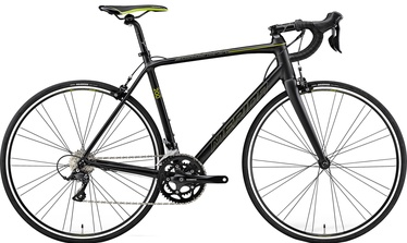 Merida Scultura 200 Black/Green 54cm/M-L