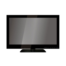 "Televizorius Tauras 24"" TS black LED"