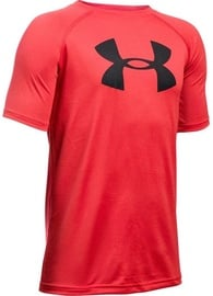Under Armour T-Shirt Big Logo 1228803-600 Red M