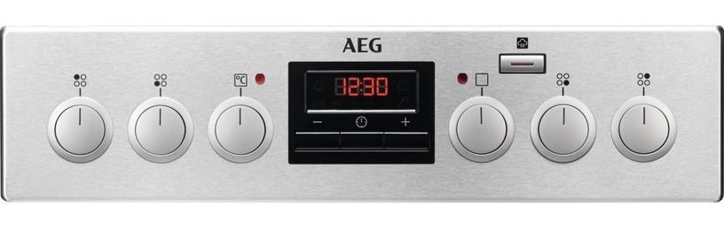 """Elektripliit """"CCB56400BX"""" (AEG)"""