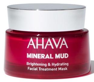 Ahava Mineral Mud Brightening & Hydrating Facial Mask 50ml