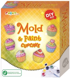 Color Time Mold & Paint Cupcake 525022161