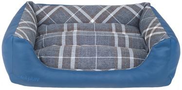Amiplay Kent Dog Sofa ZipClean 4in1 S 58x46x17cm Blue