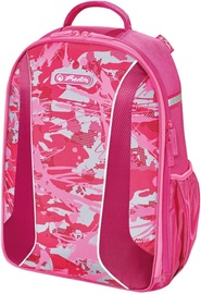 Herlitz be.bag Airgo Pink Camouflage 50015092