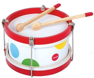 Janod Confetti Children's Drum J07608