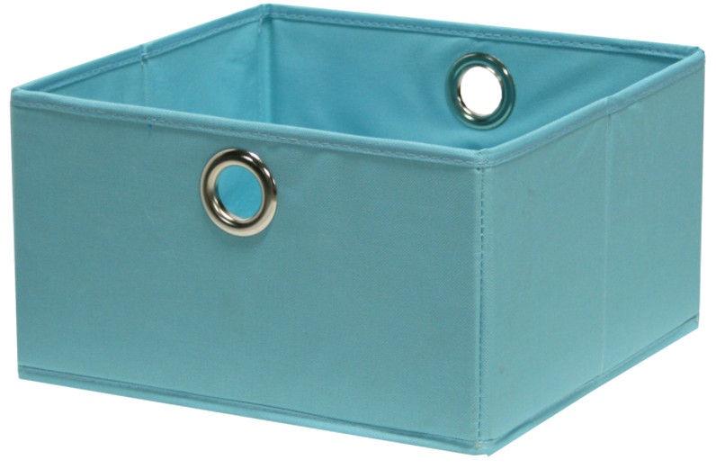 Home4you Max Box Basket Blue