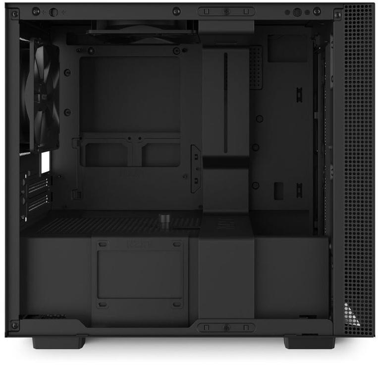 NZXT H210i mITX Mini-Tower Black