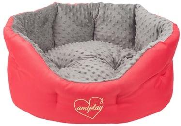 Amiplay Babydoll Colosseum Bed S 47x40x21cm Gray