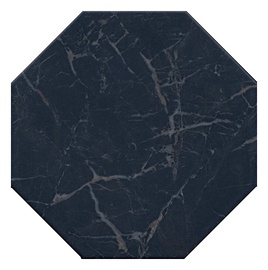 Akmens masės plytelės Sansevero Black, 24 x 24 cm