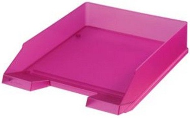 Herlitz Document Tray Bright Pink