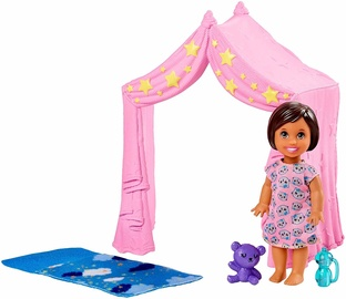 Mattel Barbie Skipper Babysitters INC Doll & Playset FXG97