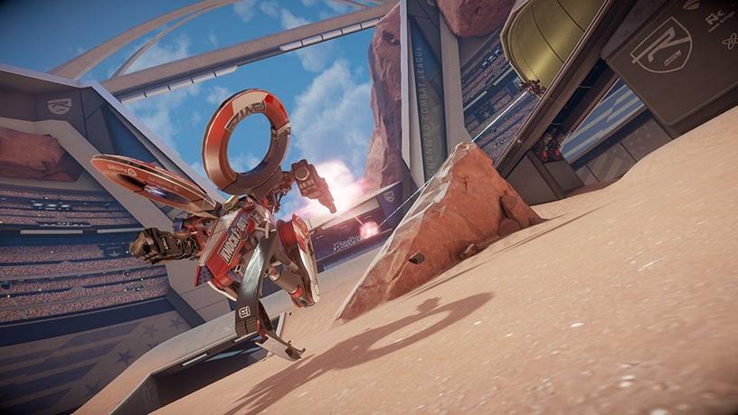 RIGS: Mechanized Combat League PS4 VR