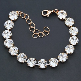 Diamond Sky Bracelet Classic With Swarovski Crystals