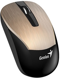 Genius ECO-8015 Optical Wireless Mouse Gold