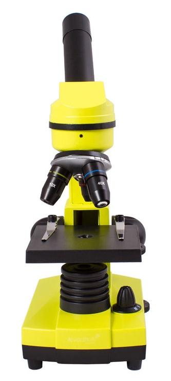 Levenhuk Rainbow 2L Lime Microscope