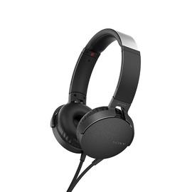 Ausinės Sony MDRXB550APB.CE7 Black