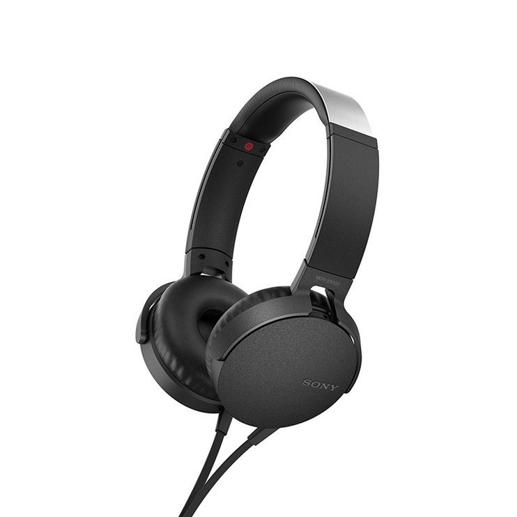 Ausinės Sony MDRXB550APB.CE7