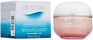 Biotherm Aquasource Rich Cream 50ml