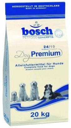Сухой корм для собак Bosch PetFood Dog Premium 20kg