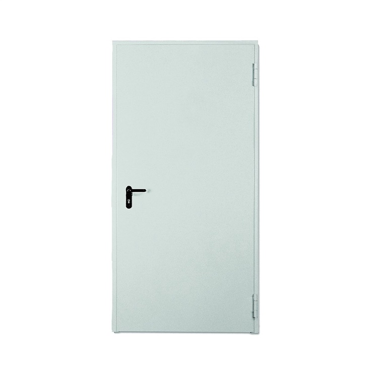Plieninės vidaus durys Hormann T30, balta, 90x200 cm