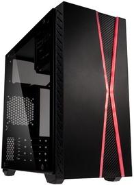 Kolink Inspire K3 Micro-ATX Mini-Tower Black