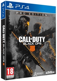 Call of Duty: Black Ops 4 Pro Edition PS4