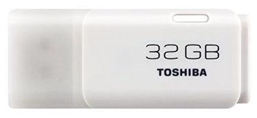 USB atmintinė Toshiba TransMemory U202 White, USB 2.0, 32 GB