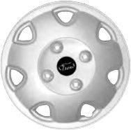Bottari Trend Wheel Cover 14''