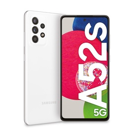 Мобильный телефон Samsung Galaxy A52s 5G, белый, 6GB/128GB