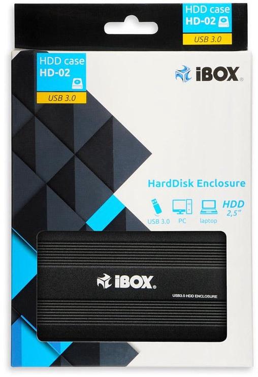 iBOX HD-02 USB 3.0 HDD Case