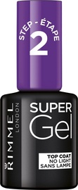 Rimmel London Supergel Top Coat 12ml 001