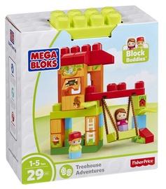 Mega Bloks Treehouse Adventures DXH37
