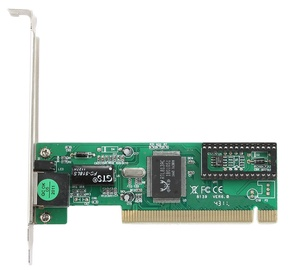 Gembird 100Base-TX PCI Fast Ethernet Card NIC-R1