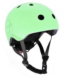 Шлем Scoot and Ride Kiwi 96365, зеленый, 510 - 550 мм