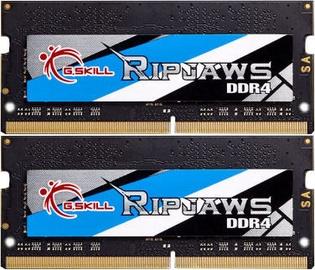 Operatīvā atmiņa (RAM) G.SKILL RipJaws F4-2133C15D-8GRS DDR4 8 GB