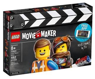 KONSTRUKTOR LEGO MOVIE 70820
